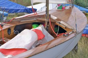 Seafly 338: New look Seafly mast step
