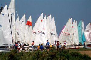 BSC Regatta 6th July 2004 (Photo © Howard Stoker)