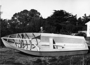 First Australian Seafly and Harold Lang 1964