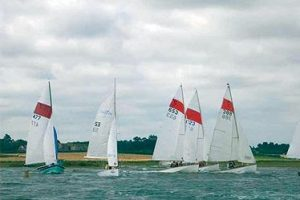 From Blakeney Sailing Club web site (webmaster: Steve Soanes)