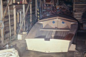 New bare hull from Harold Land