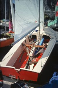 As sailed in UK Nationals