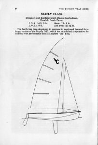 Dinghy Year Book (1962)