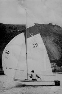 """Sailing """"The Dong"""""""