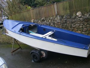 Seafly Hull on ebay