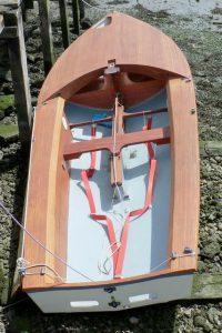 C.M.Marine Seafly hull