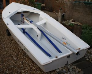 A new Seafly hull