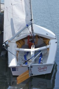 New Seafly (the buoyancy bags are not standard)