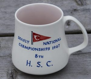 Trophy from 1987 Nationals