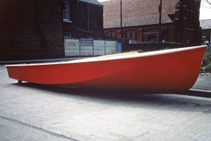 Finished hull