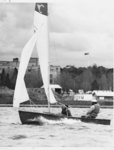 C92 sailed by David Townsend