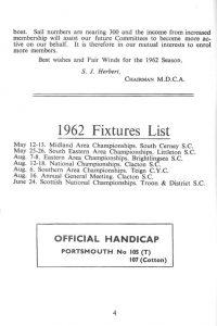 Forward 1962 Handbook