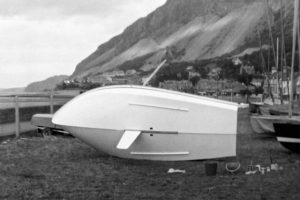 Original design Seafly underside