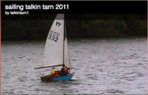 Video: Sailing Talkin Tarn 2011